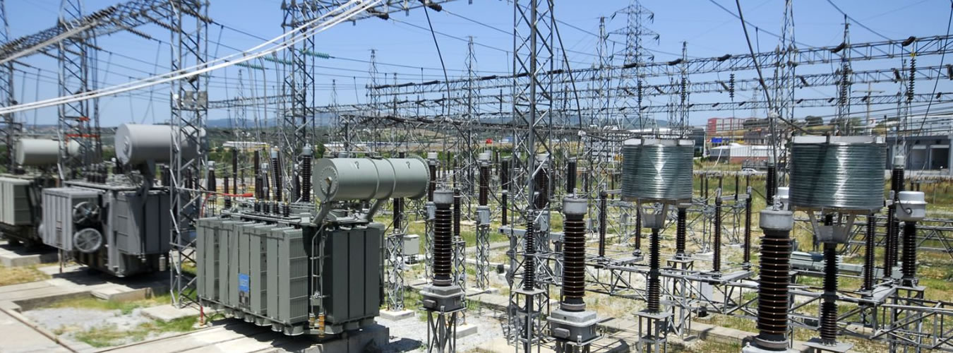 Project experience across the country in the field of power transmission and electrical contracting